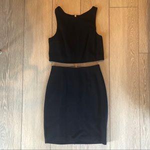 Bailey 44 Illusion Dress